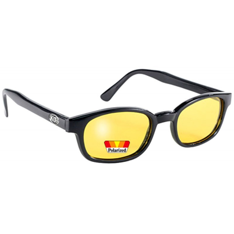 KD's 20129 -1 polarized yellow sunglasses by cachalo