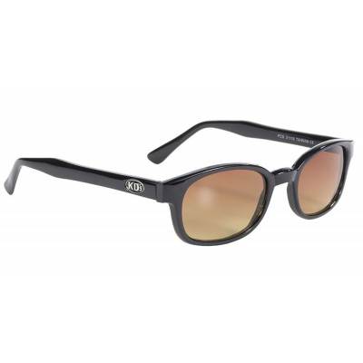 KD's 21119 -1 - blue buster amber sunglasses by cachalo