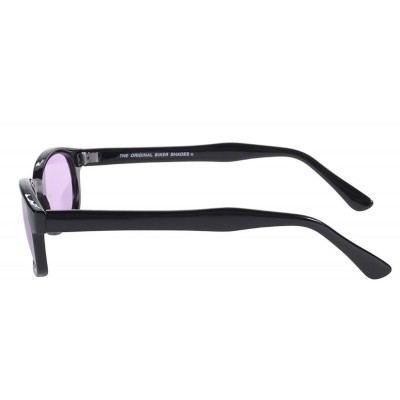 KD's 21216 -4 - light purple sunglasses by cachalo