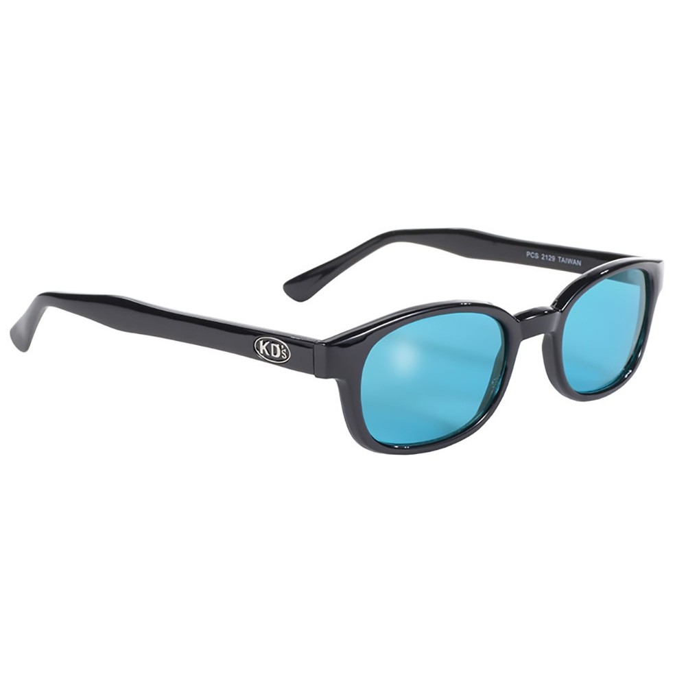 KD's 2129 -1 - turquoise sunglasses by cachalo