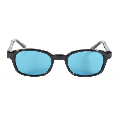KD's 2129 -2 - turquoise sunglasses by cachalo