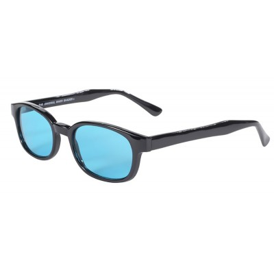 KD's 2129 -3 - turquoise sunglasses by cachalo