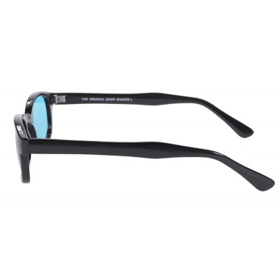 KD's 2129 -4 - turquoise sunglasses by cachalo