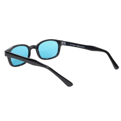 KD's 2129 -5 - turquoise sunglasses by cachalo