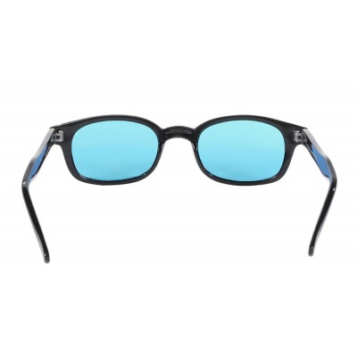 KD's 2129 -6 - turquoise sunglasses by cachalo