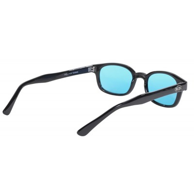 KD's 2129 -7 - turquoise sunglasses by cachalo