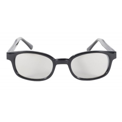 KD's 20113 -2 - clear mirror sunglasses by cachalo