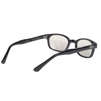 KD's 20113 -7 - clear mirror sunglasses by cachalo