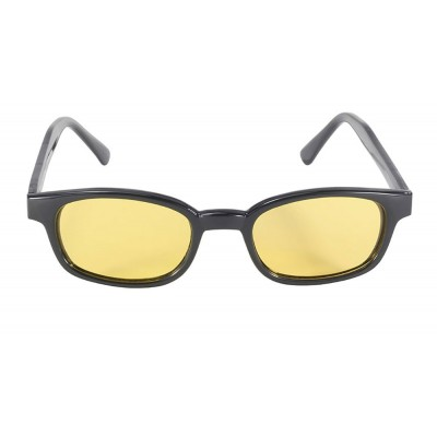 KD's 20129 -3 polarized yellow sunglasses by cachalo