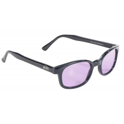 X-KD's 11216 -1 light purple lenses sunglasses by cachalo