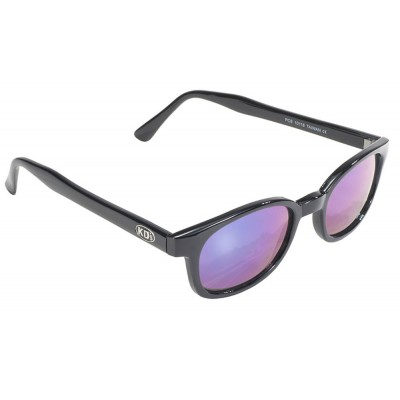 X-KD's 10118 -1 - colored mirror sunglasses by cachalo