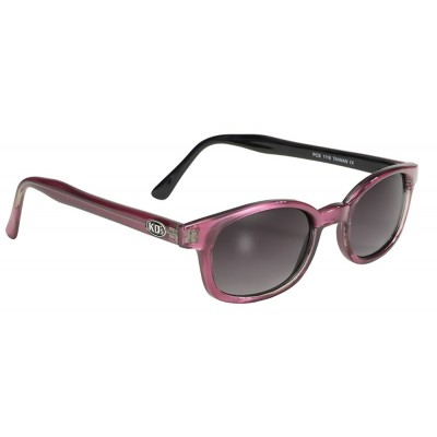 X-KD's 1116 -1 purple pearl - grey gradient lens by cachalo