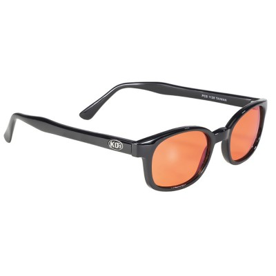 X-KD's 1128 -1 orange lens sunglasses by cachalo