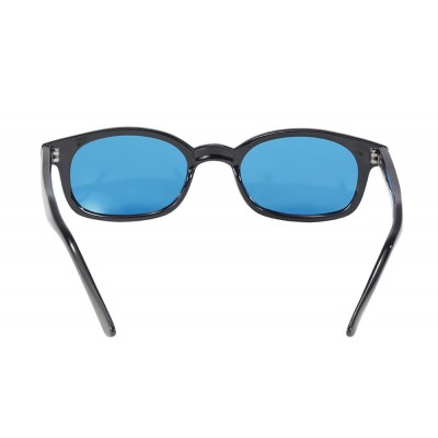 X-KD's 1129 -6 turquoise lens sunglasses by cachalo