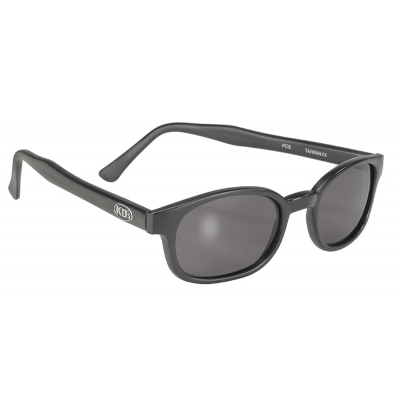 KD's 20010 -1 mate frame smoke lens sunglasses by cachalo