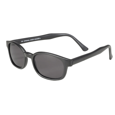 KD's 20010 -3 mate frame smoke lens sunglasses by cachalo