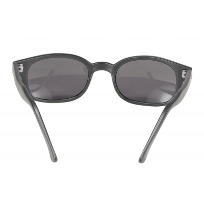 KD's 20010 -6 mate frame smoke lens sunglasses by cachalo