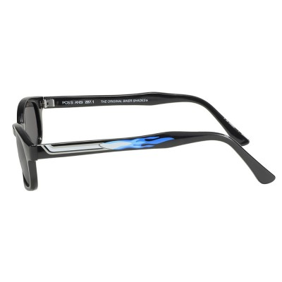 KD's 2227 -5 pipe smoke sunglasses by cachalo