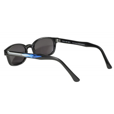KD's 2227 -6 pipe smoke sunglasses by cachalo