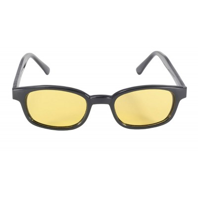 X-KD-s 10129 -2 polarized yellow lens sunglasses by cachalo