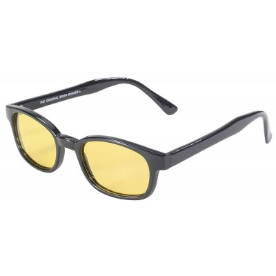 X-KD-s 10129 -3 polarized yellow lens sunglasses by cachalo