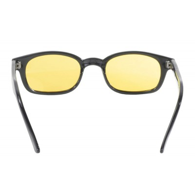 X-KD-s 10129 -6 polarized yellow lens sunglasses by cachalo