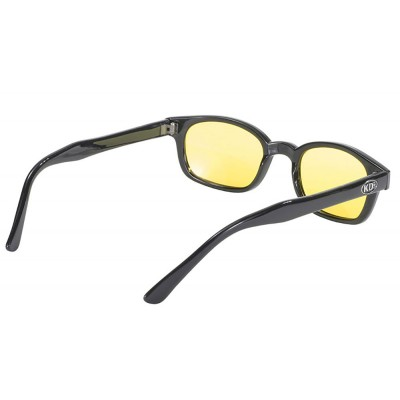 X-KD-s 10129 -7 polarized yellow lens sunglasses by cachalo