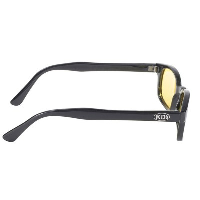 X-KD-s 10129 -8 polarized yellow lens sunglasses by cachalo