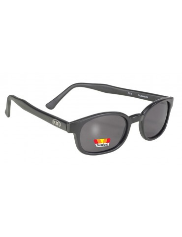 KDS 20019 -1 matte black frame - polarized grey by cachalo