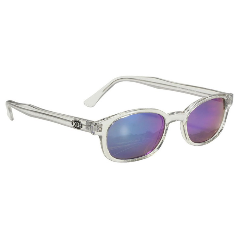 X-KDS 12018 -1 chill frame - colored mirror sunglasses by cachalo