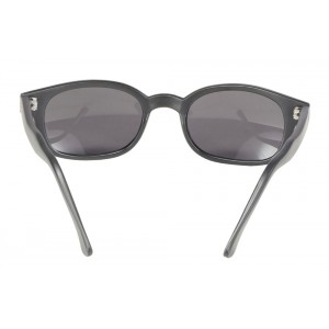 X-KDS 10019 -6 black matte frame - grey polarized lens sunglasses by cachalo